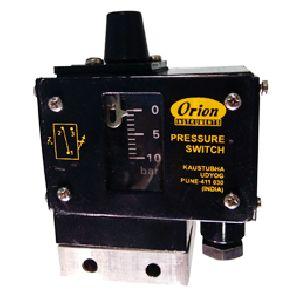 High Range Pressure Switches MA series