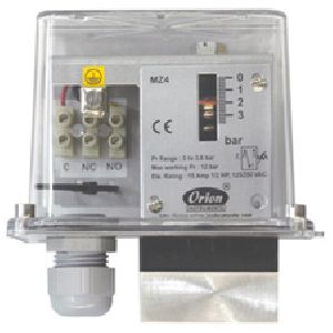 Highproof High Range Pressure Switches Mz Series