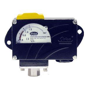 Hydraulic Range Piston type Pressure Switches MD Series