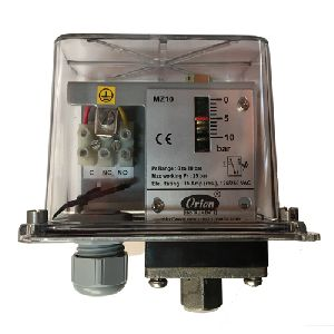 Hydraulic Range Piston type Pressure Switches Mz Series