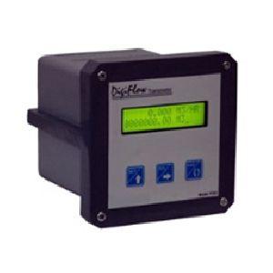Insertion Paddle Wheel type Flow Indicating Transmitter Panel Mounted P 383