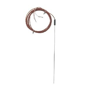 J type Thermocouple in 1 mm diameter - Mineral insulated