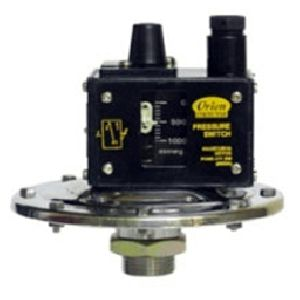Low Range Pressure Switches MA series