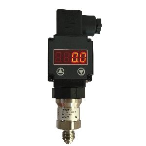 Pressure Transmitter with Detachable LED Indicator