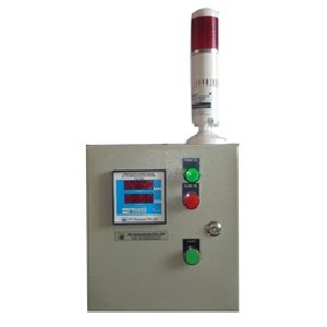 Process Controller with Tower type Annunciator
