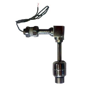 Side Mounted L shaped Miniature SS Float type Level Switch