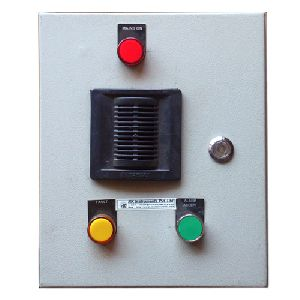 Single Channel Annunciator Panel