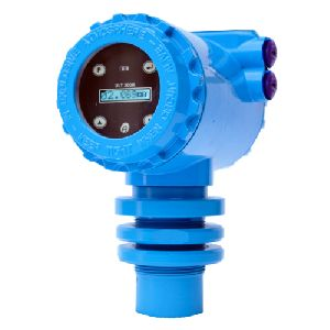 Ultrasonic Level Transmitter Non contact continuous Level Measurement