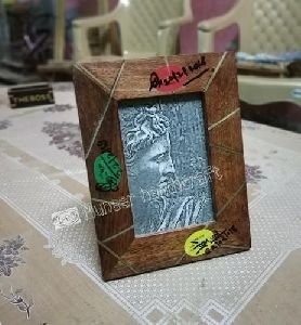 Wooden Handmade Photo Frame