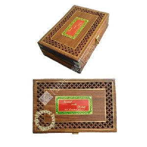 Wooden Invitation Box