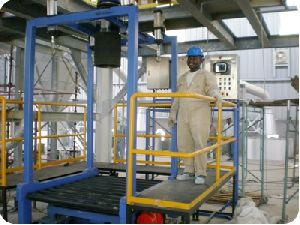 Bagging Weighing System