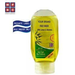 Lemon & Aloevera Face Wash