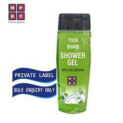 Cool Menthol Natural Shower Gel