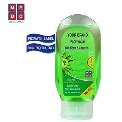 Neem & Aloevera Face Wash