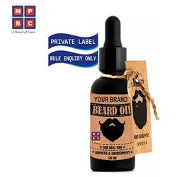 Real Man Beard Oil