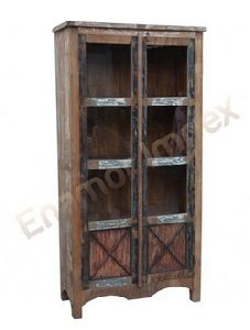 Wooden Almirah (EMI-1304)