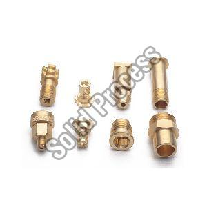 Brass Precision Components