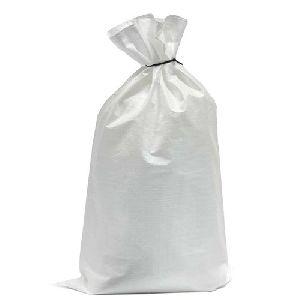 PP White Woven Bag