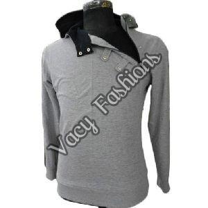 Mens Designer Woolen Sweatshirt