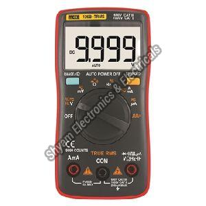 126B+TRMS Digital Multimeter