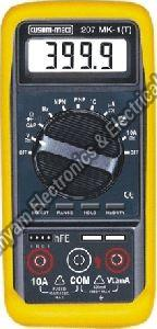 207-MK-1(T) Industrial Grade Digital Multimeter