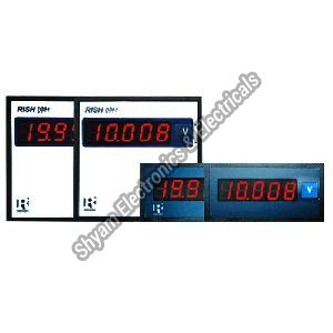 4.5 Digit Dc Ammeter/volt Meter (48x96/96x96)