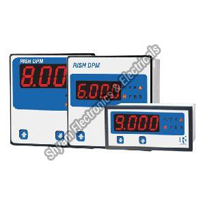 4 Digit Fully Programmable Ac Ammeter/voltmeter (48x96/96x96)