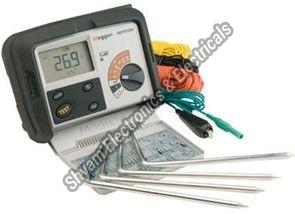 4-Terminal Earth Resistance And Soil Resistivity Tester