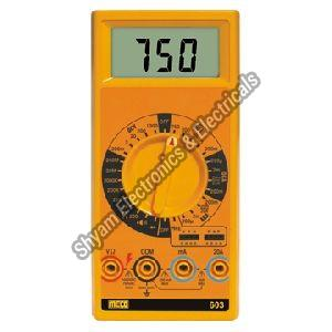 603 Digital Multimeter