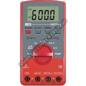 666 TRMS Digital Multimeter