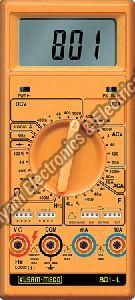 801- L Industrial Grade Digital Multimeter