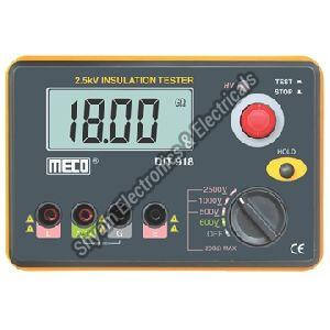918 Digital Insulation Tester