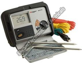 DET3TC 3 Terminal Earth Resistance Tester