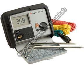 DET3TD Earth Electrode Resistance Tester