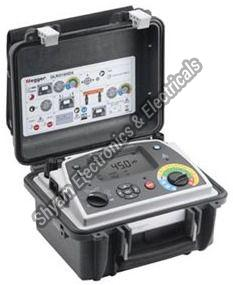 Dual Power 10 A Micro-Ohmmeter With Results Storage And Downloading