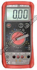 KM-6030 Professional Grade Digital Multimeter