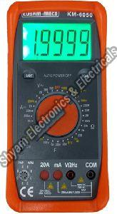 KM-6050 Professional Grade Digital Multimeter