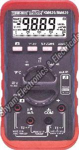 KM-629 UL Approved Digital Multimeter