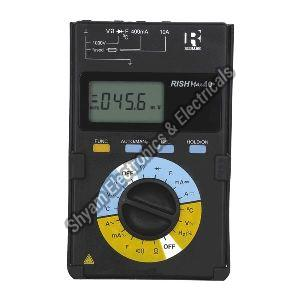 Max10 Digital Multimeter