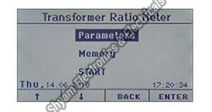 Transformer Turns Ratio Meter