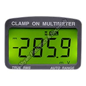 True RMS Clamp Multimeter