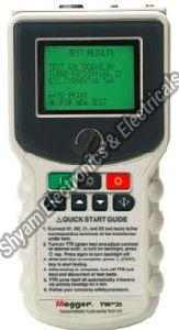 TTR20-1 Hand-held Transformer Turn Ratio Tester