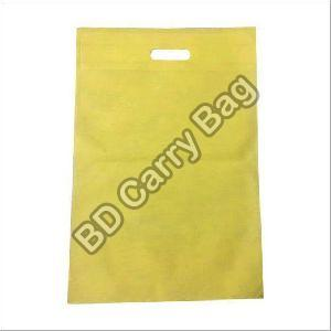 Biodegradable D Cut Carry Bags