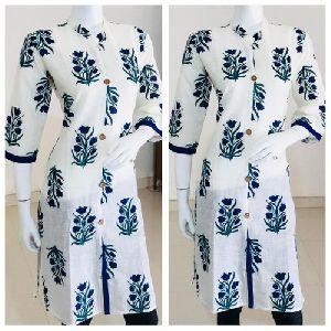 Ethnic Cotton Kurtis