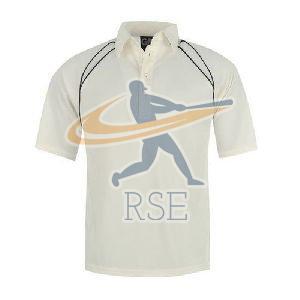 Polyester Cricket T-Shirt