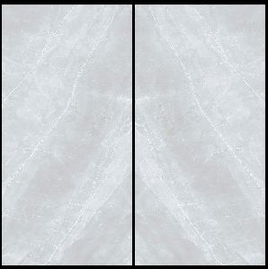 1200X2400mm Armani Grey New Book Match Glossy Series Vitrified Slabs