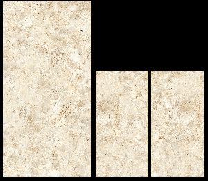 1200X2400mm Breccia Beige Glossy Series Vitrified Slabs