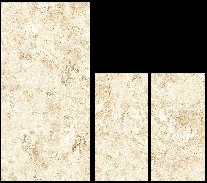 800X1600mm Breccia Beige Glossy Series Vitrified Slabs
