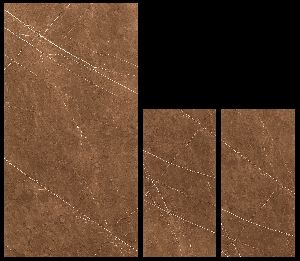 900X1800mm Acron Brown Glossy Series Vitrified Slabs