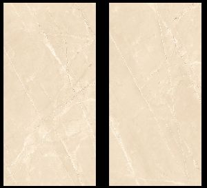 900X1800mm Armano Beige Glossy Series Vitrified Slabs